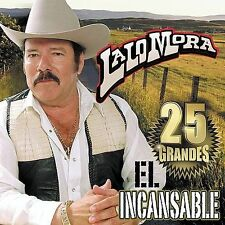 El Incansable by Lalo Mora (CD, Brand New Ships Fast Last 1 !!