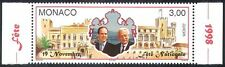 Monaco 1998 Europa/Festivals/Royalty/Palace/Buildings/Architecture 1v (n40238)