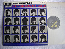 The Beatles ‎– A Hard Day's Night,PMC 1230,1st UK pressing.Mono, Ernest J. Day