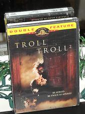 Troll / Troll 2 (DVD) Aristide Massaccesi, David Hills, Alexander Borsky, NEW!