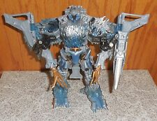 Transformers Movie MEGATRON Hasbro Voyager Class ICE MEGATRON Figure
