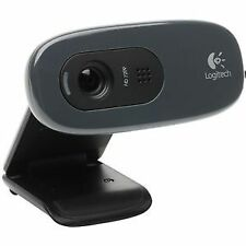 Logitech HD Webcam C270 3 MP In-Built Mic USB Web Cam 2 Years Warranty
