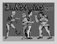 Inkstains Lite:  Season 1 Mini Comic