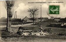 PULIGNY MONTRACHET - Lavoir des Boudrières