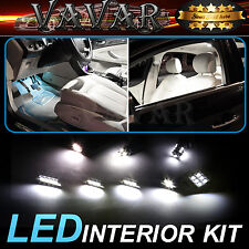 14pcs 12V White LED lights interior package kit for 2004-2006 Acura MDX /3