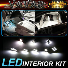 8pcs 12V White LED lights interior package kit for 2011-2014 Kia Optima /93