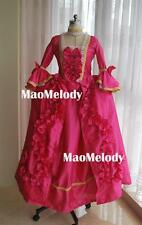 Marie Antoinette Baroque Cosplay Costume Dress M46