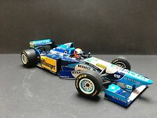 Minichamps - Johnny Herbert - Benetton - B195 - 1995 - 1:18
