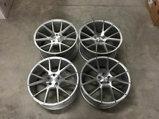 "20"" Veemann V-FS23 Wheels - Silver / Machined - VW / Audi / Mercedes - 5x112"