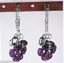 NEW! LSU TIGERS  PAW PRINT EARRINGS