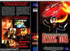 """VHS - """" Flying TOYS - Die Rache des Roten Barons """" (1994) - Tobey Maguire"""