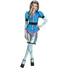 Monster High Scaris City Of Freights Frankie Stein Costume Large 10-12 Brand New