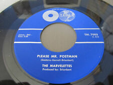 "MARVELETTES~""PLEASE MR.POSTMAN""~""Canadien BLUE""~ ""EX""-45""!!!"