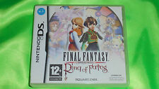 Final Fantasy Crystal Chronicles Ring of Fates Nintendo DS.