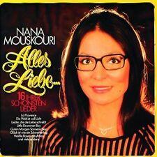 Nana Mouskouri Alles Liebe-16 ihrer schönsten Lieder (1984) [CD]