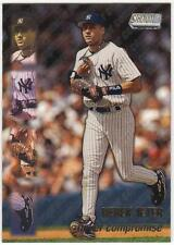 1999 Stadium Club   #NC 10   DEREK JETER   NEW YORK YANKEES    MINT