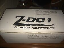 MTH Z-DC1 Accessory Transformer 20 Watt AC Power Supply U.L. Approved Brand New