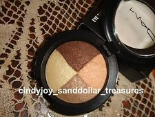 MAC  Eye Shadow  Golden Hours  Brand new in box Selling now at Macy's $22.00+Tax