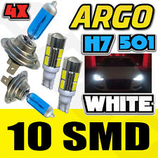 100W RALLY LIGHT BOOSTER OFF ROAD INTENSE WHITE XENON HEADLIGHT BULBS H7 12V 499
