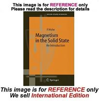 Springer Series in Solid-State Sciences: Magnetism in the Solid State (ISE)