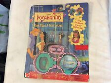 Disney's Pocahontas Once Upon A Time Locket Playset BRAND NEW mattel