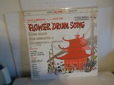 Rodgers & Hammerstein Flower Drum Song Musical LP Columbia OS 2009 1962 NM