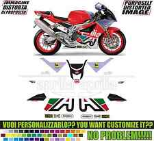 kit adesivi stickers compatibili  rsv 1000 2004 rep. bol d'or