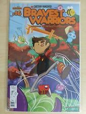 """Bravest Warriors Issue 16 """"Cover A"""" - 2014 Kaboom"""
