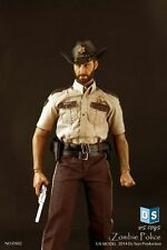 1/6 DSTOYS Zombie Police Walking Dead Figure & accesssory set model toy