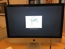 "Apple iMac 27"" Late 2012: 4Core i5-3.2GHz 16GB 1TB HDD - SCREEN/BODY DAMAGED"