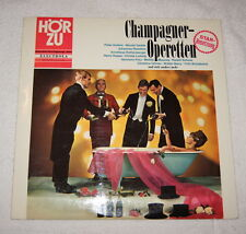 LP: Champagner-Operetten - Star Besetzung - various artists - Made in Germany