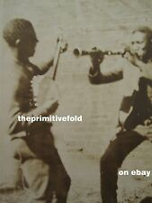 ANTIQUE AFRICAN AMERICAN CLARINET BANJO ROARING 20s IN TEEN GUY AMERICANA PHOTOS