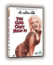 The Girl Can't Help It - Genuine DVD NEW & SEALED - Tom Ewell, Jayne Mansfield