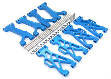 8Pcs Alu F/R Upper/Lower Arm Fits Team Losi Mini-LST B