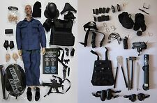 "1/6 Scale Hot 12"" SWAT Breacher Elite Special Force Police Action Figure Toys"
