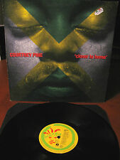 COURTNEY PINE Closer to home - LP - reggae/jazz- Mango 1990