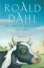 ROALD DAHL ___ AH, SWEET MYSTERY OF LIFE ____ BRANDNEUE ___ WERBEANTWORT UK