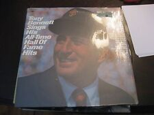 Tony Bennett Sings His All Time Hall of Fame Hits    on  LP
