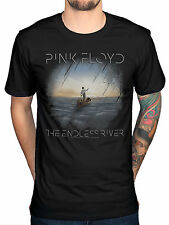Official Pink Floyd The Endless River Album Cover T-Shirt Rock Band Fan Merch