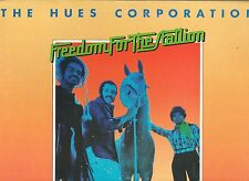 LP 3868  THE HUES CORPORATION  FREEDOM FOR THE STALLION