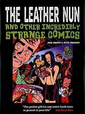 The Leather Nun: And Other Incredibly Strange Comics,GOOD Book