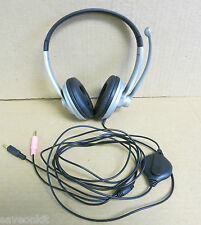 Logitech 980369-0914 Premium Stereo Headset With Noise Cancelling Micophone