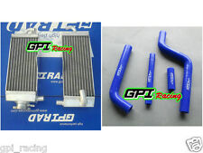 YAMAHA YZ125 YZ250 YZ 125 250 96-01 97 98 99 00 2001 2000 1999 radiator and hose
