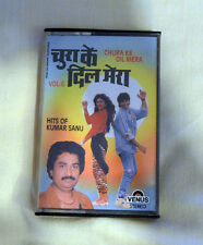 Chura Ke Dil Mera Vol 6, Hits Of Kumar Sanu, Music Cassette (not CD), Venus,1994
