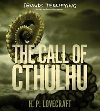 The Call of Cthulhu by H. P. Lovecraft (2014, CD, Unabridged)