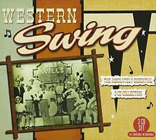 WESTERN SWING THE ABSOLUTELY - VARIOUS ARTISTS [CD]
