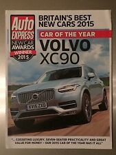 Volvo XC90 Road Test report - Auto Express