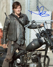 Norman Reedus - Daryl Dixon - The Walking Dead - Signed Autograph REPRINT