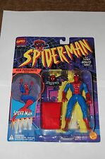 Spider Man Web Parachute-Spider Man Animated Series-MOC Toy Biz