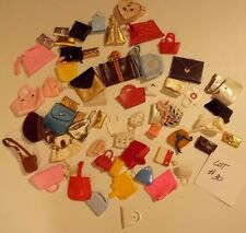 Barbie Purse Purses Bags Clothing Accessories LARGE LOT VINTAGE